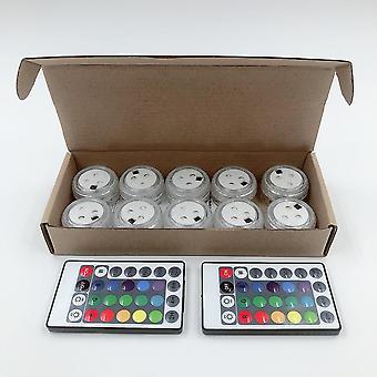 LED-Leuchten - Fernbedienung Batterie betrieben