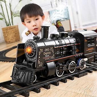 Sähkökiskot Kauko-ohjattava juna malli Rautatie Lelusarja