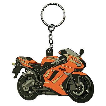 Bike It Kawasaki ZX6R 07> Rubber Keyfob - #90