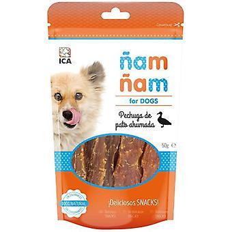 Ica Filetes de Pata ñam ñam 50G (Perros , Snacks , Semi-húmedos)