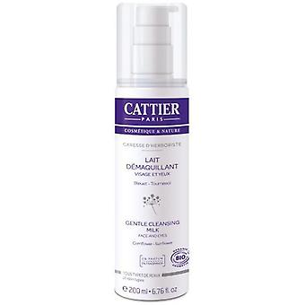 Cattier Make Up Removing Milk for Face and Eyes 200 ml