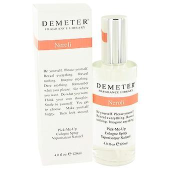 Demeter neroli spray de colônia por deméter 448936 120 ml