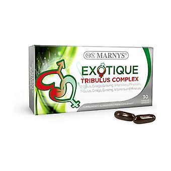 مجمع إكسوتيك تريبولوس 30 كبسولة كبسولات