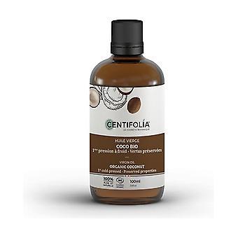 Virgin Coconut Vegetable Oil 100 ml of oil