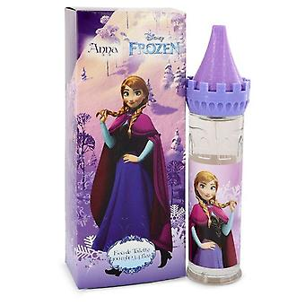 Disney Frozen Anna Eau De Toilette Spray (Castle Packaging) By Disney 3.4 oz Eau De Toilette Spray