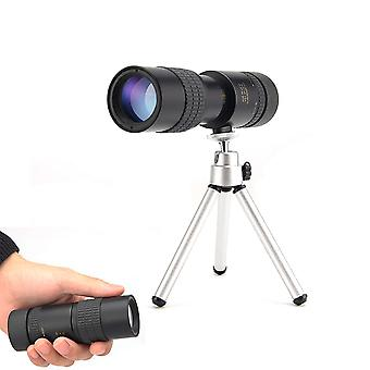 Monokulares Teleskop 4k 10-300x40mm Hd Optischer Zoom Wasserdichtes Scope