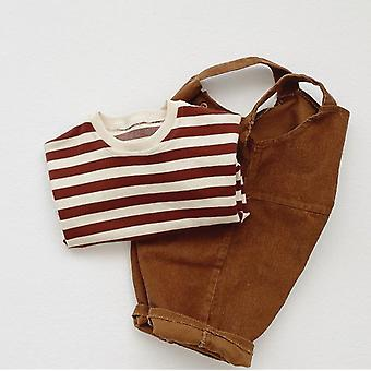 Baby Overalls, Autumn Winter Corduroy Jumpsuit