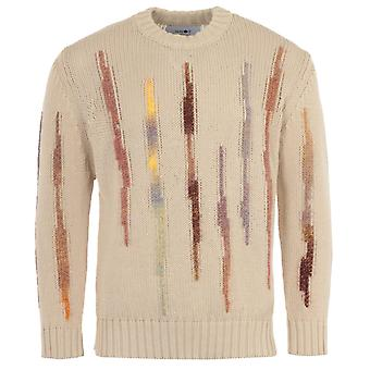 NN07 Rick Cotton Blend Sweater - Sand