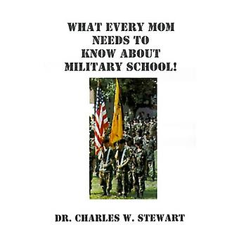 What Every Mom Needs to Know about Military School! by Charles W Stew