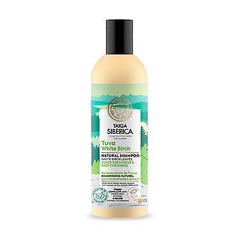 Superfreshness naturlig shampoo og tykt hår 270 ml
