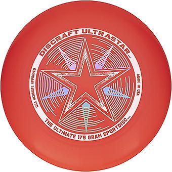 Discraft Ultrastar Frisbee (FelRood)