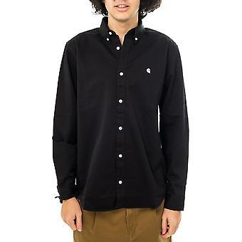 Camisa de hombre carhartt wip l/s madison shirt i023339.89
