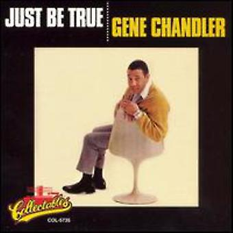 Gene Chandler - Just Be True [CD] USA import