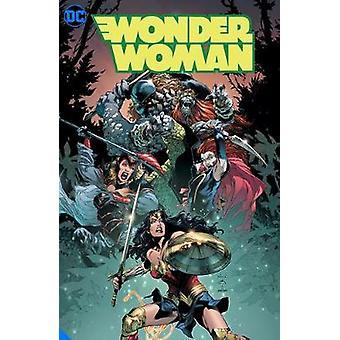 Wonder Woman Vol 4 The Four Horsewomen