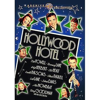 Import USA Hollywood Hotel [DVD]