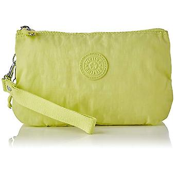Kipling Creativity XL, Unisex-Adult Travel Wallet Accessories, Lime Green, One Size Fit