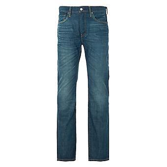 Levi's 527 Slim Fit Boot Cut Jeans - Explorer Blue
