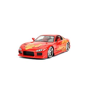 Mazda RX-7 (1993) de Fast And Furious 2 Fast 2 Furious