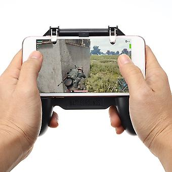 Game pubg sr2 den 5 generation mobile controller udløse shooter spil håndtag 4 i 1 mobil strømkøling fan 2000 / 4000mah