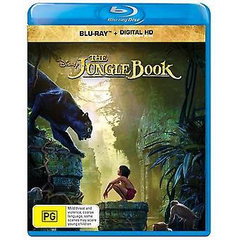 Het Jungle Boek (2016) Blu-ray