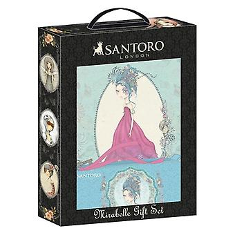 Set regalo Santoro Mirabelle Marina Blu Verde