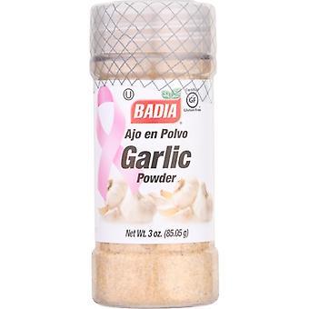 Badia Garlic Powder, Case of 8 X 3 Oz