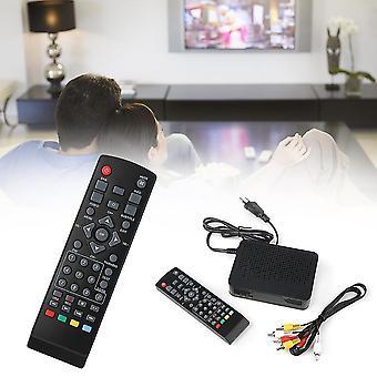 High Definition Digitale Video Broadcasting Terrestrische Ontvanger Dvb-t2 Zwart