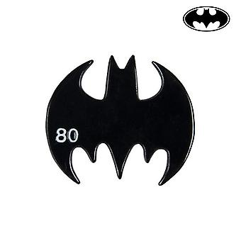Pin Batman Metall Svart