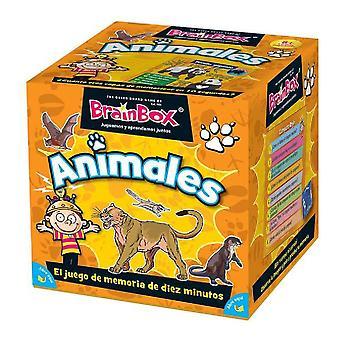 Educational Game BrainBox Animales (ES)