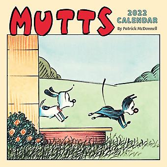 Mutts 2022 Wall Calendar by Patrick McDonnell