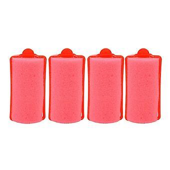 8Pcs / Tasche Magic Sponge Foam Kissen Haar Styling Roller Beliebte Schaum Weicher Schwamm Haarroller