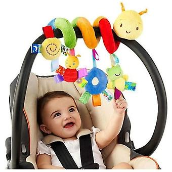 Baby Spiral Activity Suspension Toys, Baby Carriage Toys, Car Seat Toys