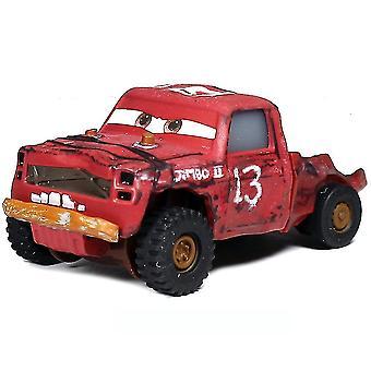 Cars Racing Car Jim Toy Car 13 Alloy Car Model Toy Car