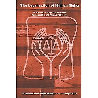The Legalisation of Human Rights  Multidisciplinary Approaches