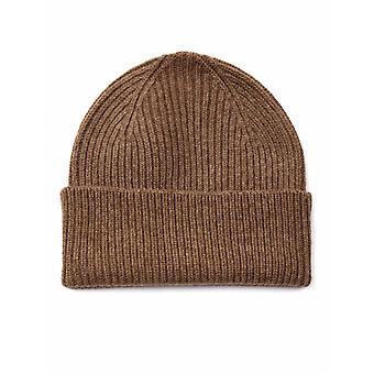 Colorful Standard Merino Wool Beanie Hat - Warm Taupe