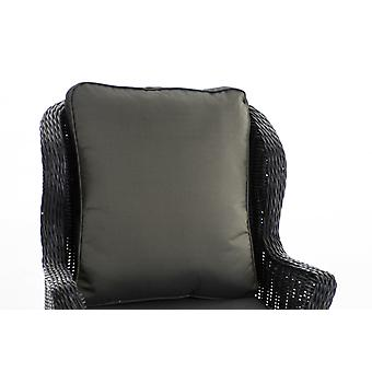 Gartenmöbel - Gartenmöbel - Loungemöbel - Modern Black