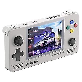 Videospil konsoller retroid lomme 2 Android retro lomme håndholdte spillekonsol 3,5 tommer ips skærm 3d spil 32g 64g