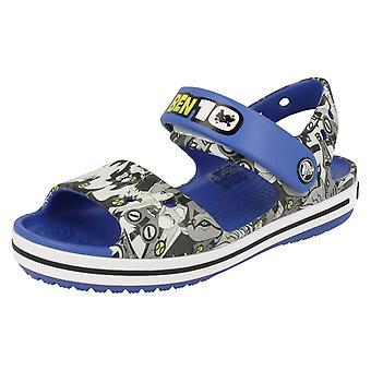 Drenge Crocs sandaler Crocband Sandal K Ben 10