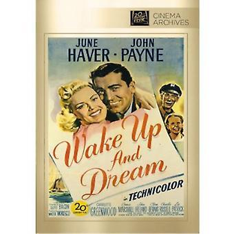 Wake Up & Dream [DVD] USA importeren