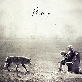 Priory - Priory [CD] USA import