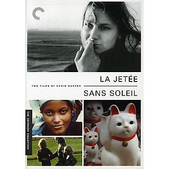 La Jetee & Sans Soleil [DVD] USA importeren