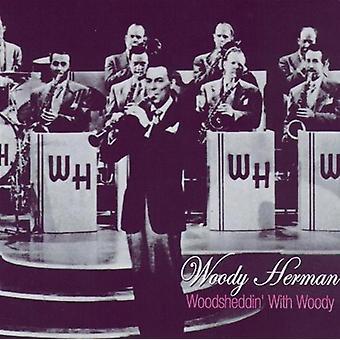 Woody Herman - Woodsheddin' with Woody [CD] USA import
