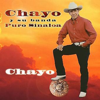 Chayo Y Su Banda Puro Sinaloa - Chayo [CD] USA import
