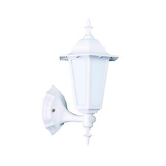 LED Robus Dingle Upright Vintage Wall Lantern (Sensor)
