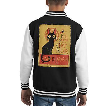 Service De Livraison Kikis Delivery Service Kid's Varsity Jacket
