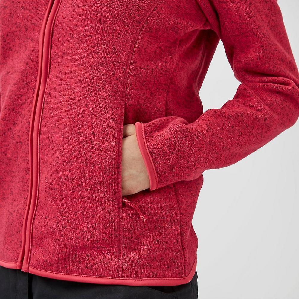 Peter Storm Womens Interest Full Zip Fleece