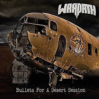 Warpath - Bullets for a Desert Session [CD] USA import