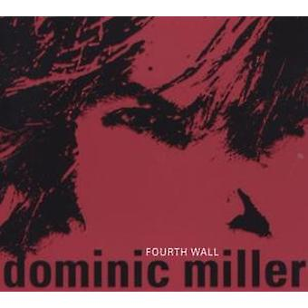 Dominic Miller - Fourth Wall [CD] USA import
