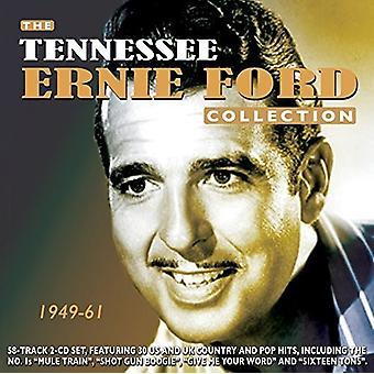 Tennessee Ernie Ford - Ford Tennessee Ernie-samling 1949 - [CD] USA import