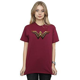 العدل دوري الفيلم عجب امرأة شعار صديقها دي سي كوميكس المرأة تناسب القميص